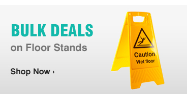 Bulk Deals on Floor Stands