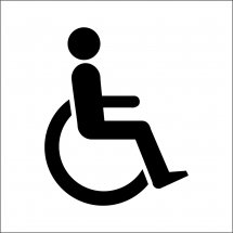 Accessible Toilet Signs