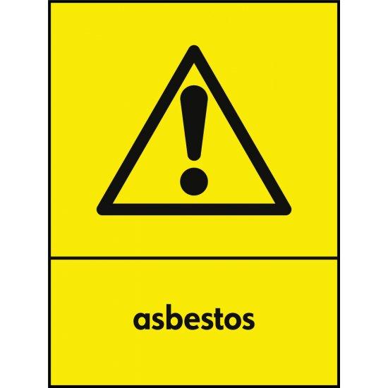 Asbestos Hazardous Signs