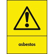 Asbestos Hazardous Signs
