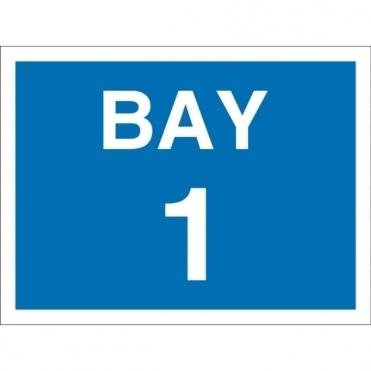 Bay 1 Signs