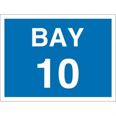Bay 10 Signs