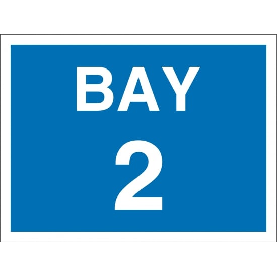 Bay 2 Signs