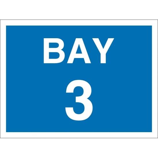 Bay 3 Signs