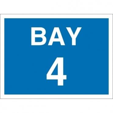 Bay 4 Signs