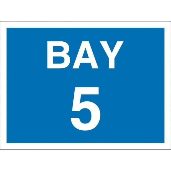 Bay 5 Signs