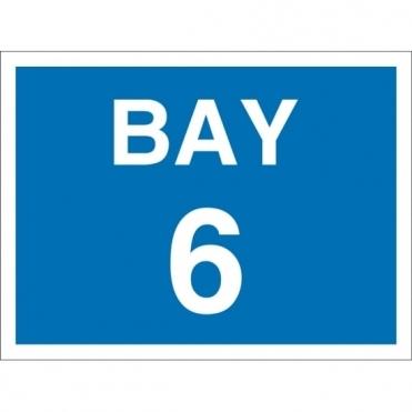 Bay 6 Signs