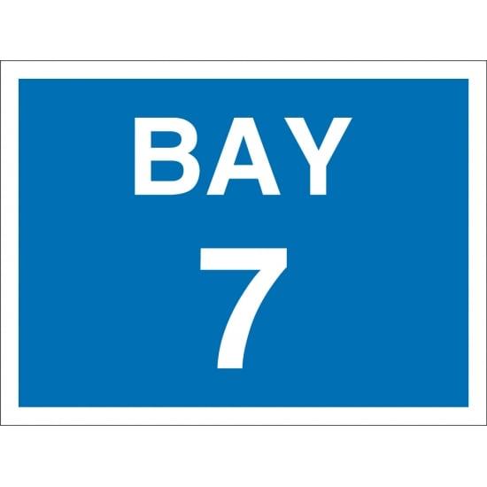 Bay 7 Signs