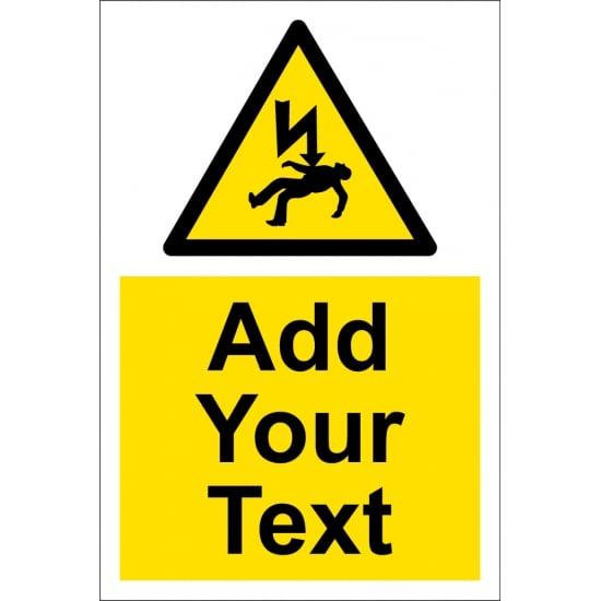Custom Danger Of Death Signs