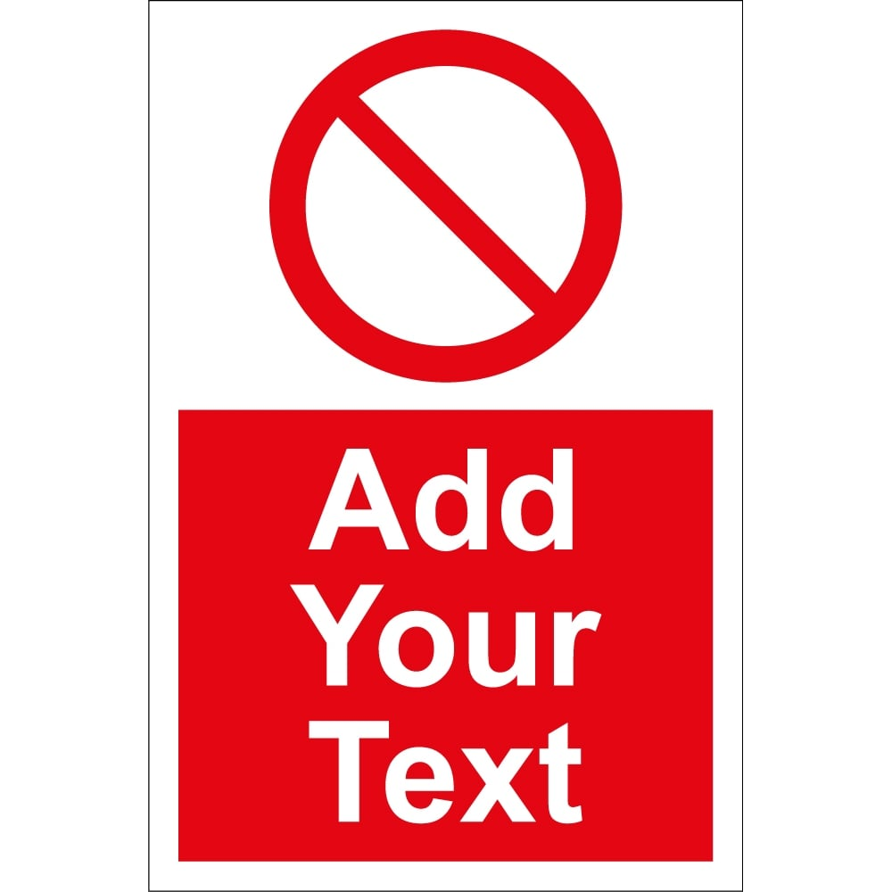 Signs In Text