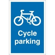 Cycle Parking Signs