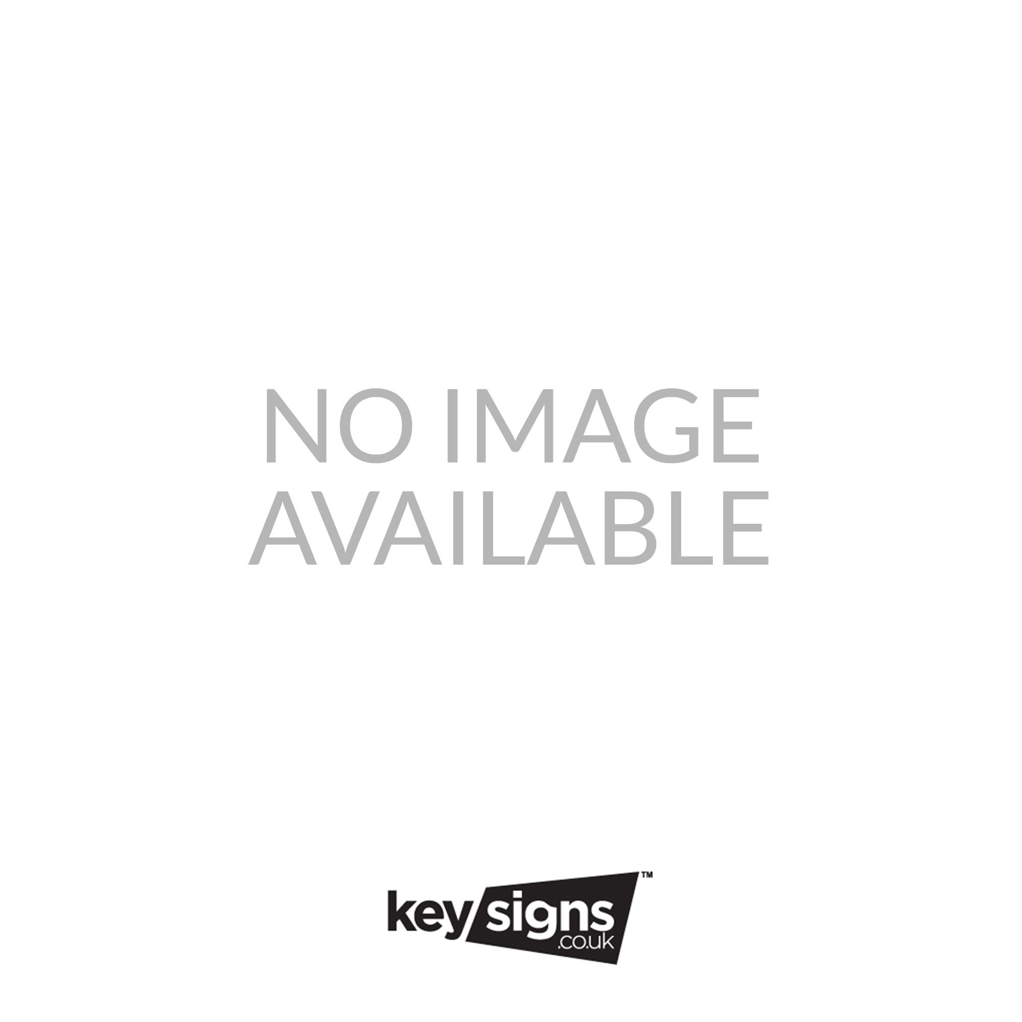 Danger Asbestos Tape 50mm x 66m