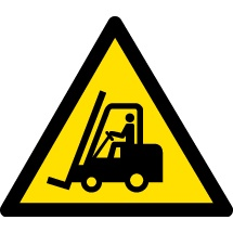 Fork Lift Truck Signs