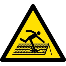 Fragile Roof Safety Signs