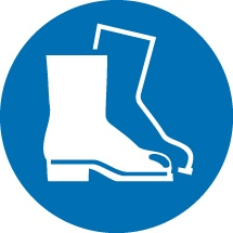 Safety Boots Signs