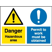 Hazardous Substances Signs