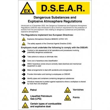 DSEAR Signs