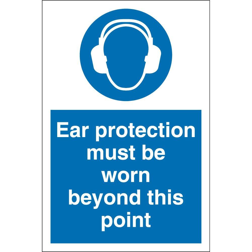 hearing protection sign wwwimgkidcom the image kid