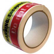 Encapsulated Asbestos Do Not Disturb Tapes 50mm x 66m
