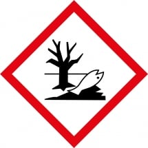 Environmentally Hazardous GHS Labels