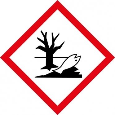 Environmentally Hazardous GHS Labels