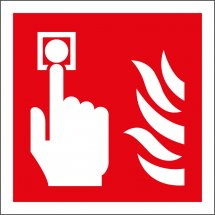 Fire Alarm Call Point Signs
