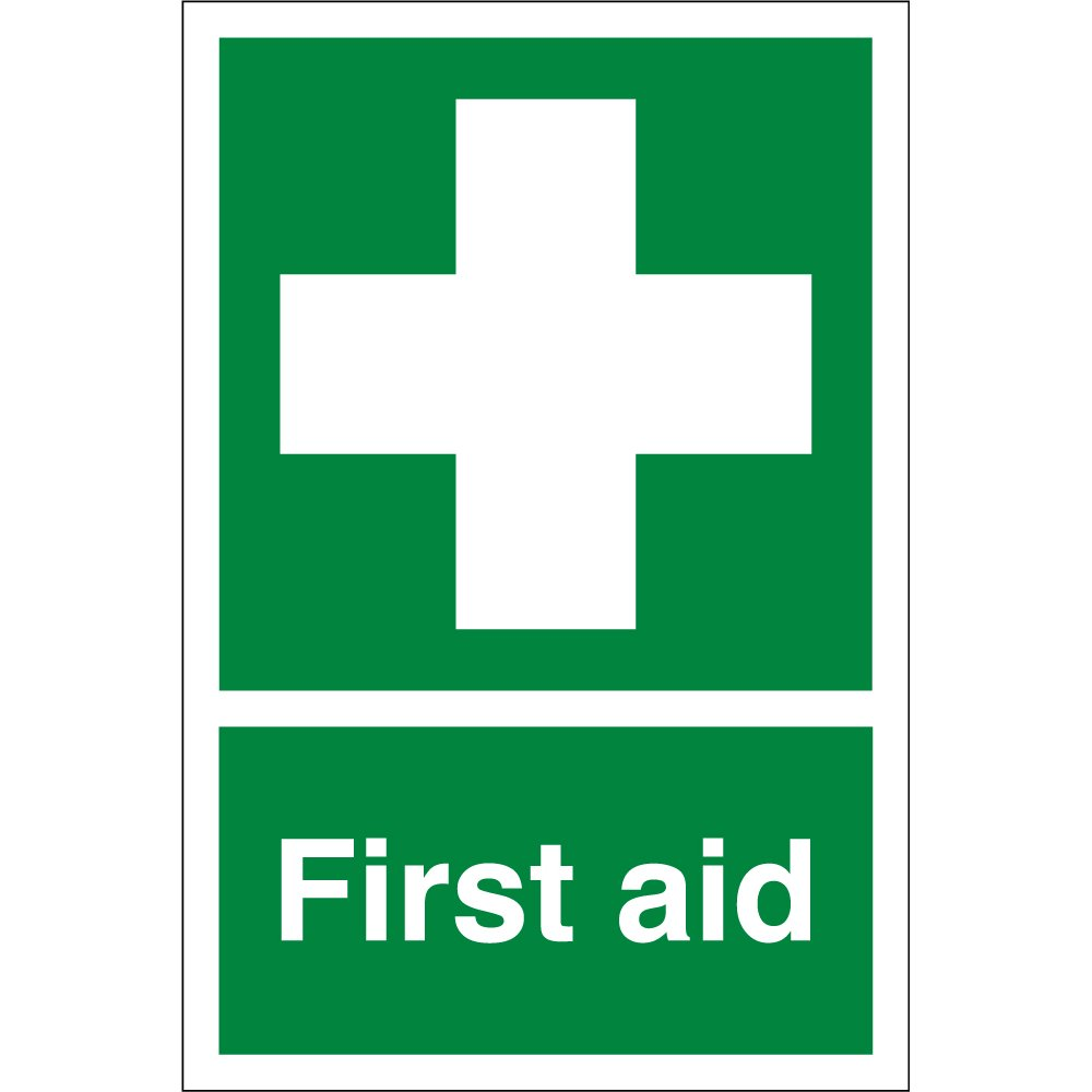 First Aid Signs From Key Signs Uk