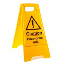 Hazardous Spill Floor Stands