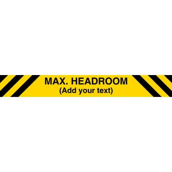 Max Headroom Signs