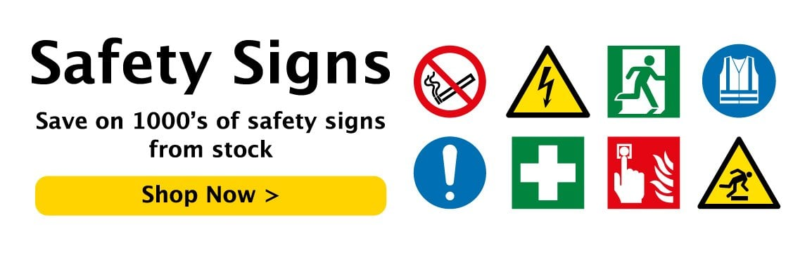 Buy Safety Signs Low Prices