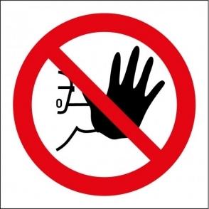 No Access Signs