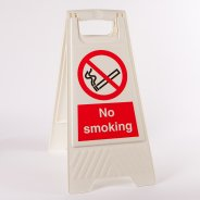 No Smoking Floor Stands