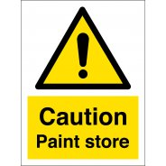Paint Store Signs