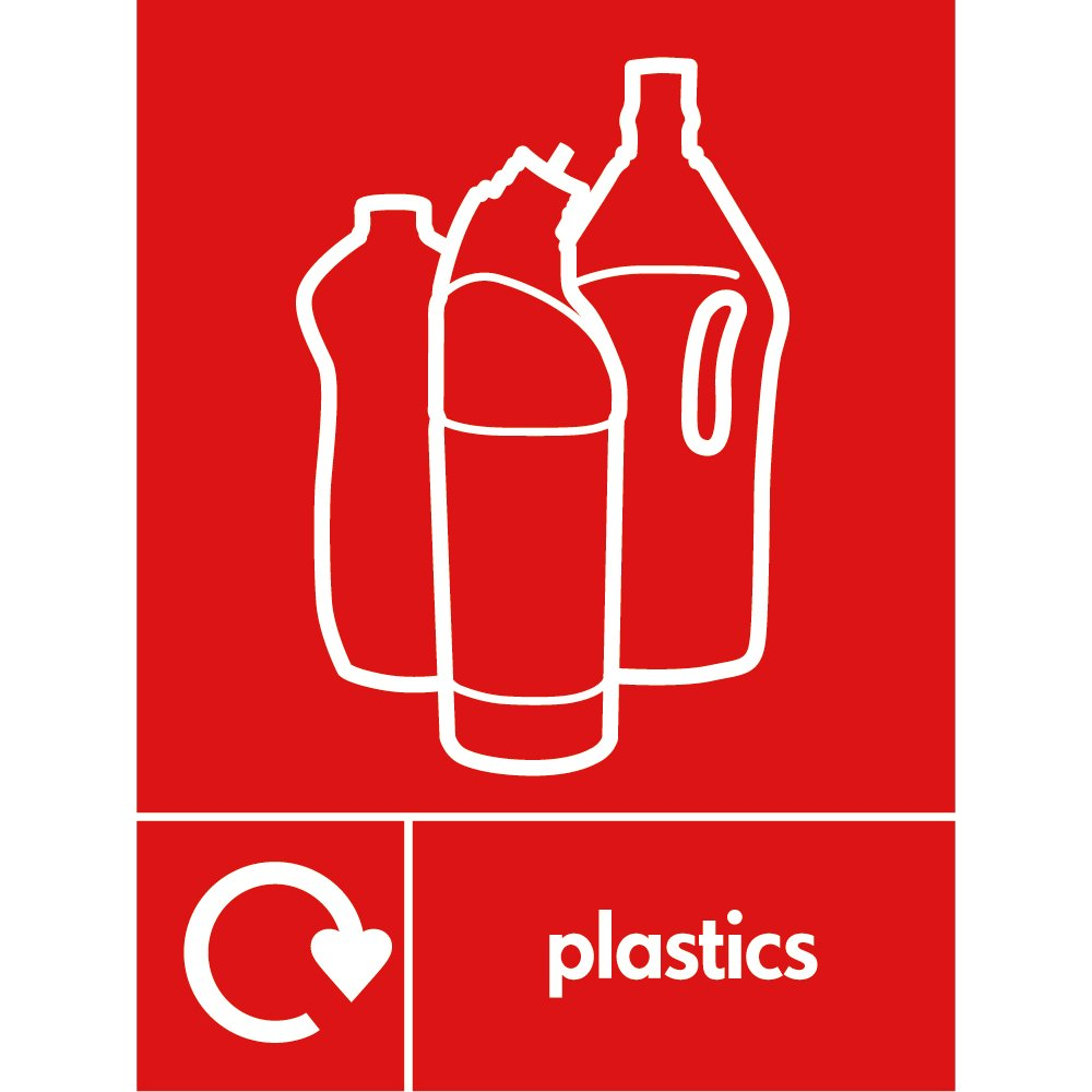 Recycling Signs Plastic Plastics Waste Recycli...