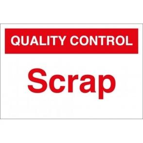Scrap Signs