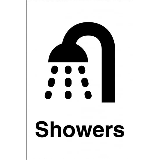 Showers Signs