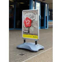 Sightmaster 2 Forecourt Signs