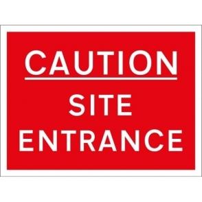 Site Entrance Signs