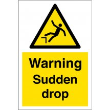 Sudden Drop Warning Signs