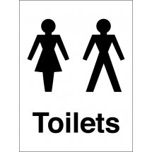 Toilets Signs