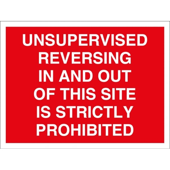 Unsupervised Reversing Signs
