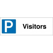 Visitors Parking Signs