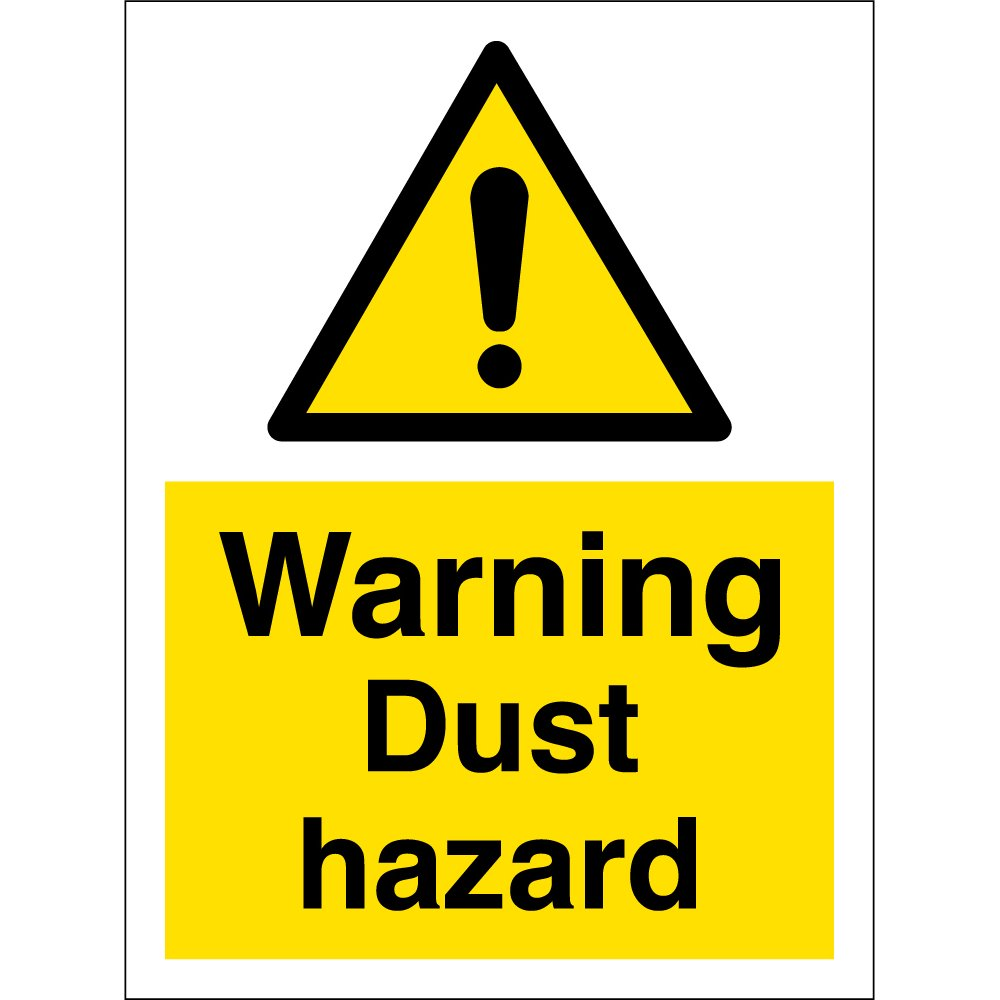 Silica Dust Hazard, Exposure To Crystalline Silica Dust Can Cause ...