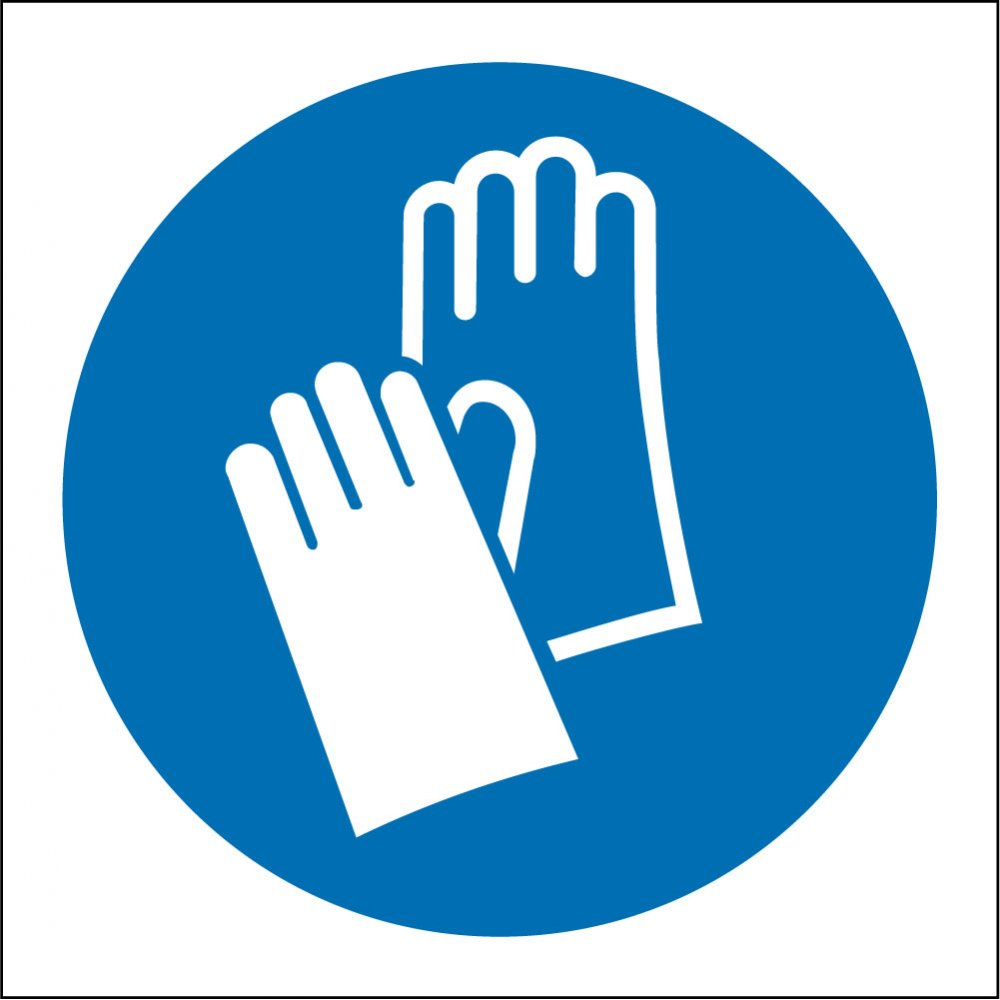 Wear Protective Gloves Signs From Key Signs Uk