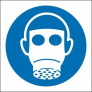 Wear Respirators Signs