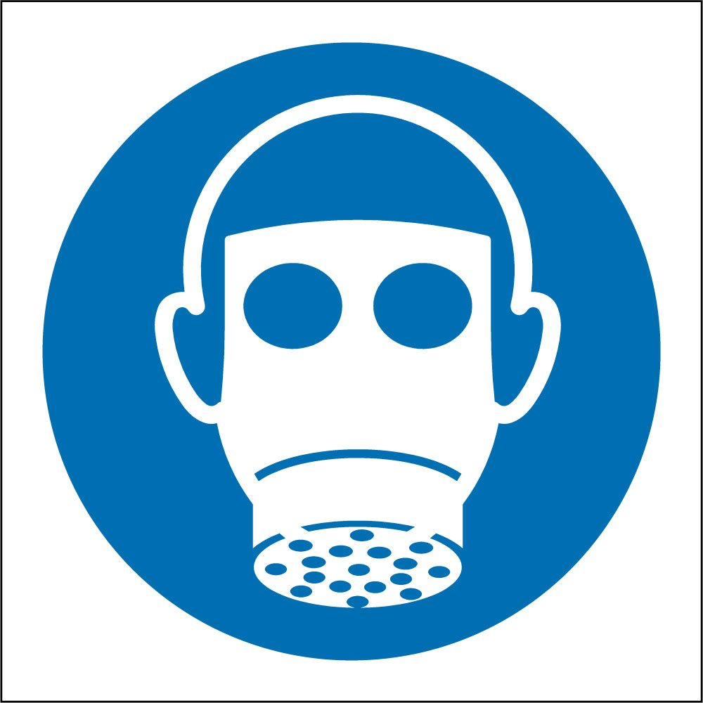 Wear Respirators Signs - from Key Signs UK