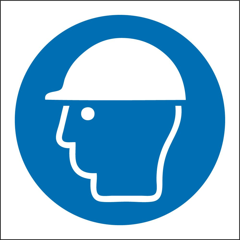 Wear Safety Helmets Signs - from Key Signs UK